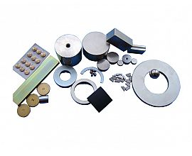 NdFeB Magnets with Different Plating