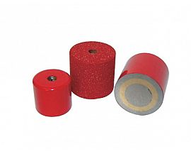 AlNiCo 5 Deep Pot Magnets