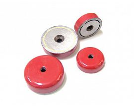 Shallow Pot Magnets