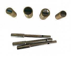 Brass Pot Magnets